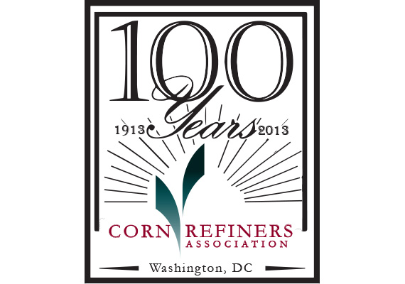 100th anniversary logo alternate version