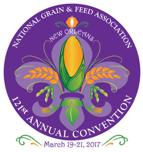 NGFA 2017 Annual Convention logo